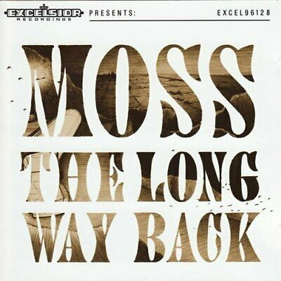 Moss - Long Way Back - Moss CD 0QVG The Cheap Fast Free Post The Cheap Fast Free