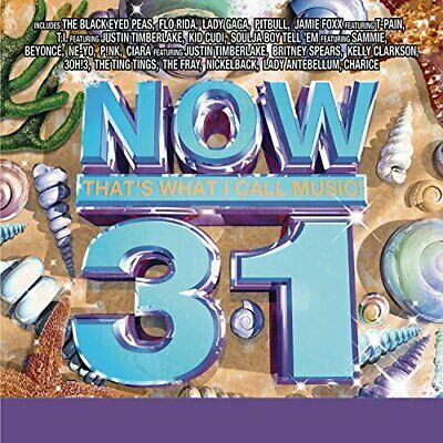 Various Artists - Now 31: That's What I Call Music - Various Artists CD K0VG The