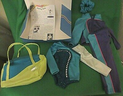 """Maplelea Gymnastics Flying Solo  Outfit in Box for 18"""" Doll"""