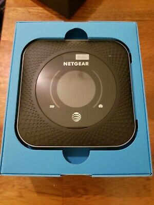 AT&T Netgear Nighthawk MR1100 4G LTE Mobile Hotspot Router BRAND NEW NEVER USED!
