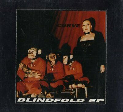 Curve - Blindfold E.P. - Curve CD TYVG The Fast Free Shipping