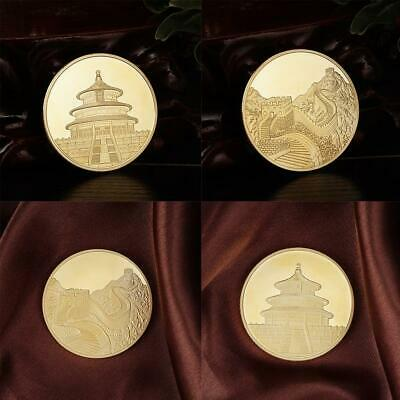 Great Wall Tiantan Gold Coin Commemorative coin BEST