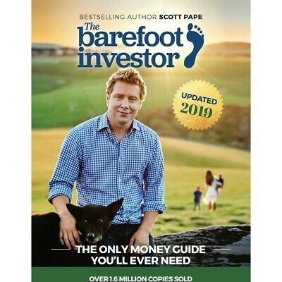 NEW The Barefoot Investor by Scott Pape (Updated 2019) - FREE Shipping