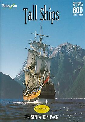 New Zealand  Pack Tall Ships Commemorative Issue 1998 Ltd Edition Very Scarce