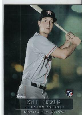 2019 Topps Kyle Tucker Stars of the Game Rookie Insert card  Houston Astros