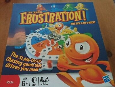 Hasbro FRUSTRATION Slam O Matic Board Game #1