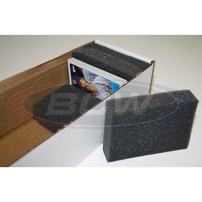 20 BCW Foam Monster Jam Pads for Baseball Trading Card Storage Boxes