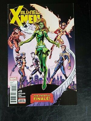 All New X-Men 19 (Marvel 2017) Hopeless ~ 50% Off Cover Sale ~ NM