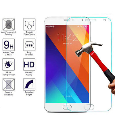 For MeiZu Pro 6S 6 7 Plus 9H Permium Tempered Glass Screen Protector Cover Film