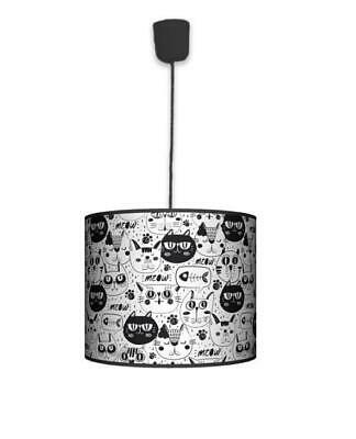 Ceiling Lampshade Lightshade/Chandeliers Cylinder Drum + Light Cable (CATS)