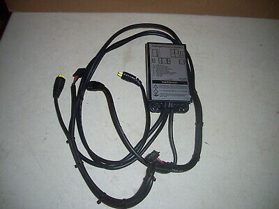 Permobil M300 Advanced Seat Controller with cables