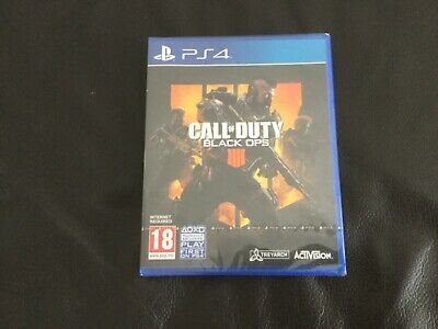 Call of Duty Black Ops 4 (PS4) new an£ sealed