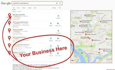 50 Google Maps Citations For Local Business SEO