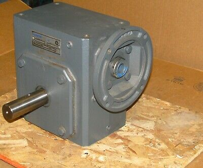 New Sterling Electric Worm Gear Speed Reducer #300BQ030142 - 30:1 ratio