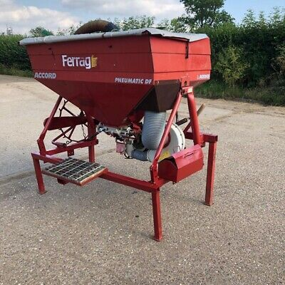 Accord Front Seed Hopper
