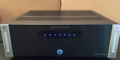 Emotiva UPA-700 7-Channel Power Amplifier
