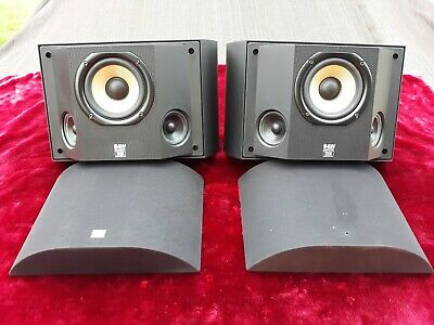 B&W - BOWERS AND WILKINS DS6 SURROUND SPEAKERS (pair)