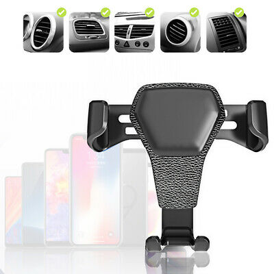 Gravity Car Air Vent Mount Cradle Holder Stand GPS For Phone Mobile Cell Phone