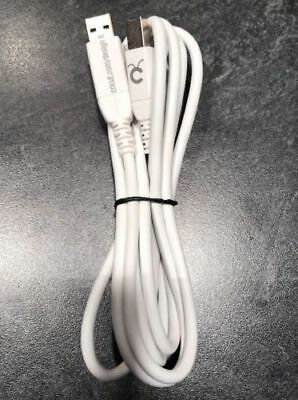 Cricut Brand Machine To Computer 6' Usb Cable Cord Plug Connector *New* Oem