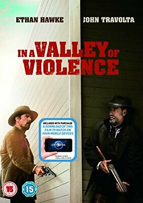 In a Valley of Violence (DVD + Digital Download) [2017] - DVD  2NLN The Cheap