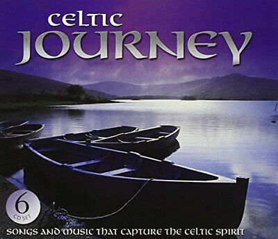 Various Artists - Celtic Journey - Various Artists CD PSVG The Cheap Fast Free