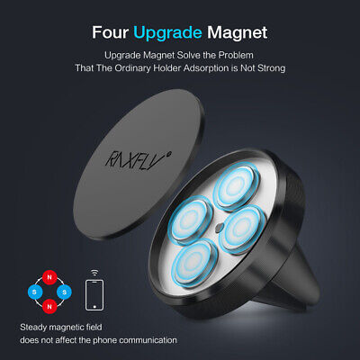 Car Magnet Magnetic Air Vent Stand Mount Holder  For Mobile Cell Phone LG