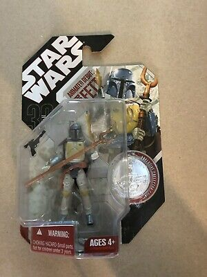 Hasbro Star Wars Animated Debut Boba Fett Action Figure
