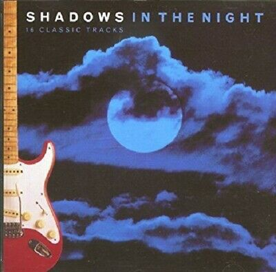 The Shadows: In The Night – 16 Track Cd
