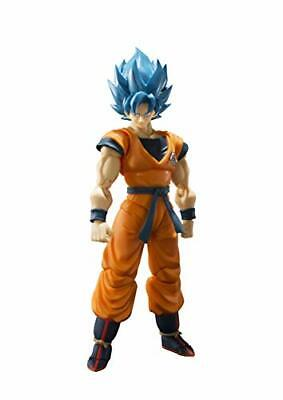 S.H. Figuarts Dragon Ball Super Saiyan God Super Saiyan Son Goku - super - about