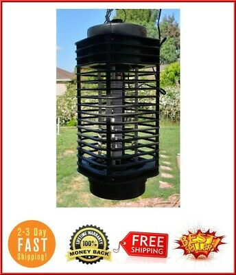 Electric Mosquito Insect Killer 1/2 Acre Coverage Bug Fly Zapper Outdoor Coverag