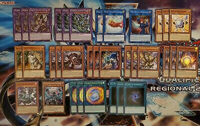 Yu-Gi-Oh! Thunder Dragon Deck Core - Colossus, Titan, Dark, Roar, Hawk, MORE