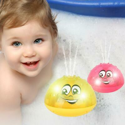 Fashion Infant Children's Electric Induction Water Spray Toy Freeshipping