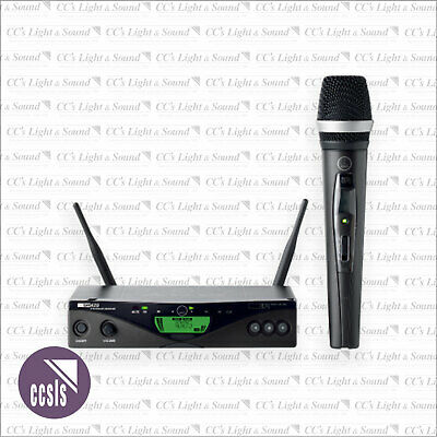 AKG WMS470 Wireless Vocal Microphone System with D5 Handheld Microphone
