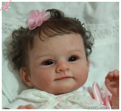 Custom Order for Reborn Mary Olga Auer Baby Girl or Boy Doll