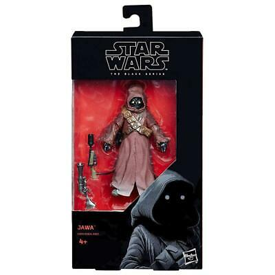 "Star Wars Black Series Jawa 6"" Hasbro Action Figure"