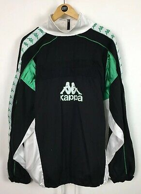 Mens Kappa Tracksuit Top / XL / Vintage / Pullover Style / Made In Italy