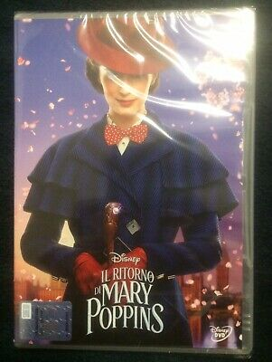 "Dvd "" Il Ritorno Di Mary Poppins"" 