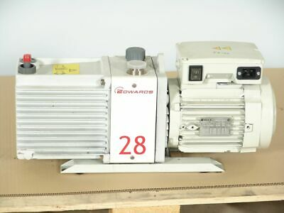 BOC Edwards E2M28 Vacuum Pump 115-230 Volt single phase >tested & works<