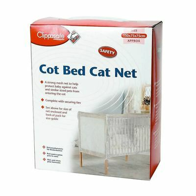 Clippasafe Cat Net Cot Bed