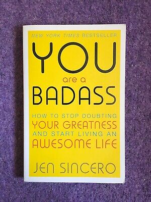 You Are a Badass: How to Stop Doubting Your Greatness And Start Living... Book