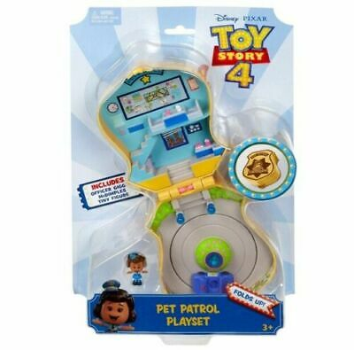 Giggle McDimples Playset exclusive NEW 2019 Toy Story 4 Disney/Pixar Pet Patro