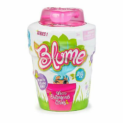 NEW BLUME SURPRISE DOLL Series 1-Add Water and See Who Grows- WITH 10 Surprises