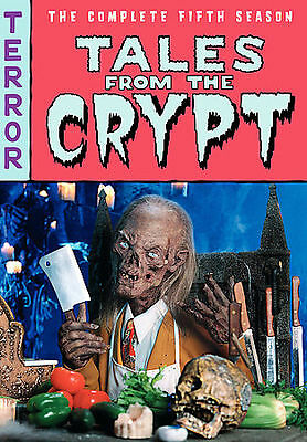 Tales from the Crypt - The Complete Fifth Season,    ~RESEALED~