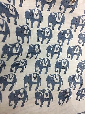 Elephant Scarf Patriotic Red White Blue Patriot Rally Republican