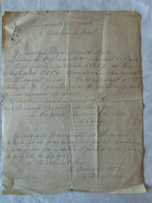 4 Anciens documents  Militaire