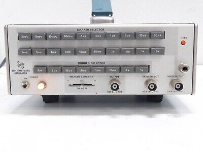 Tektronix 2901 Time Mark Generator Marker Amplifier