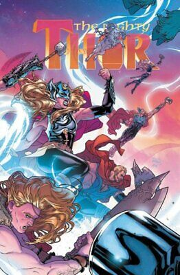 Thor By Jason Aaron & Russell Dauterman Vol. 3 by Jason Aaron 9781302917388