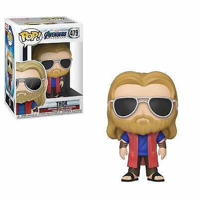 Funko Pop! Marvel Avengers Endgame Thor (Casual) #479 NIB New