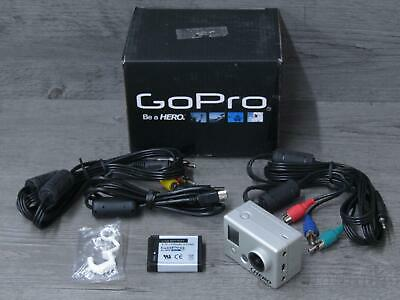 GoPro Hero Action Camera Camcorder Bundle YHDC5170 In Box Tested