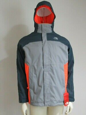 0fef62ff1 THE NORTH FACE VORTEX TRICLIMATE JACKET COAT 3 in 1 Red VOLT BOYS sz ...